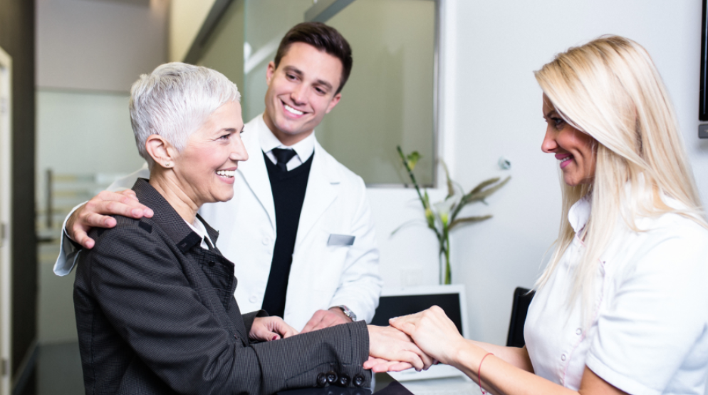 Creating a Smooth Dental Practice Transition
