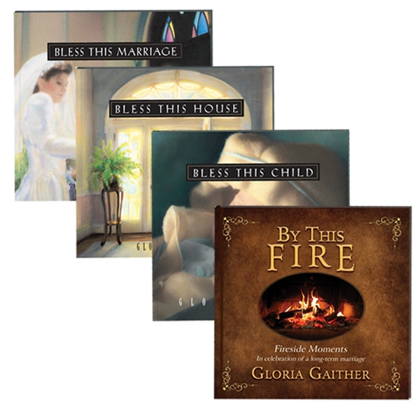 By This Fire and Bless Books 4 book set