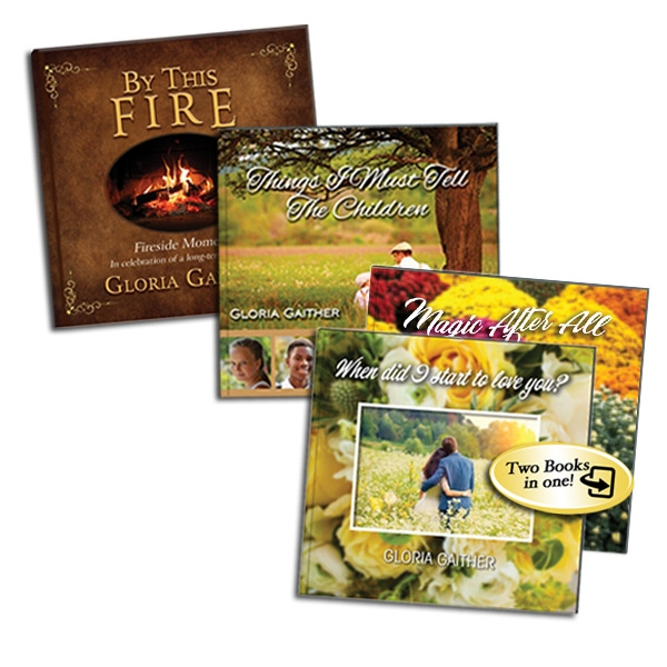 By This Fire/Things I Must Tell Children/When Did I Start To Love You 3 book set