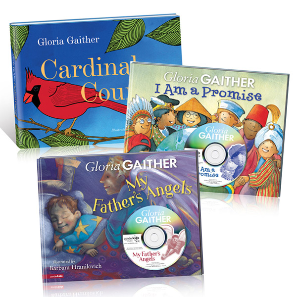 Cardinal Courage/I Am A Promise/My Fathers Angels books