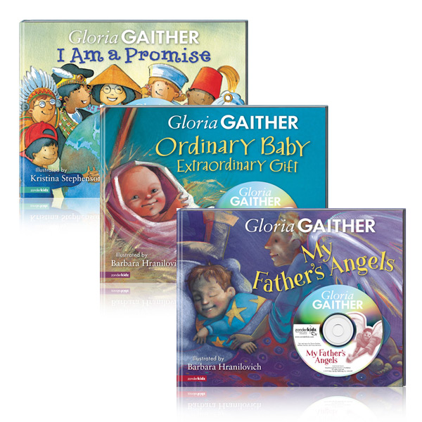 Glorias Childrens Book 3 Pack