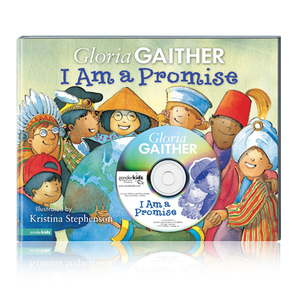 I Am A Promise by Gloria Gaither Book & CD