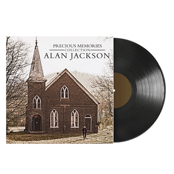 Alan Jackson Precious Memories Collection Vinyl