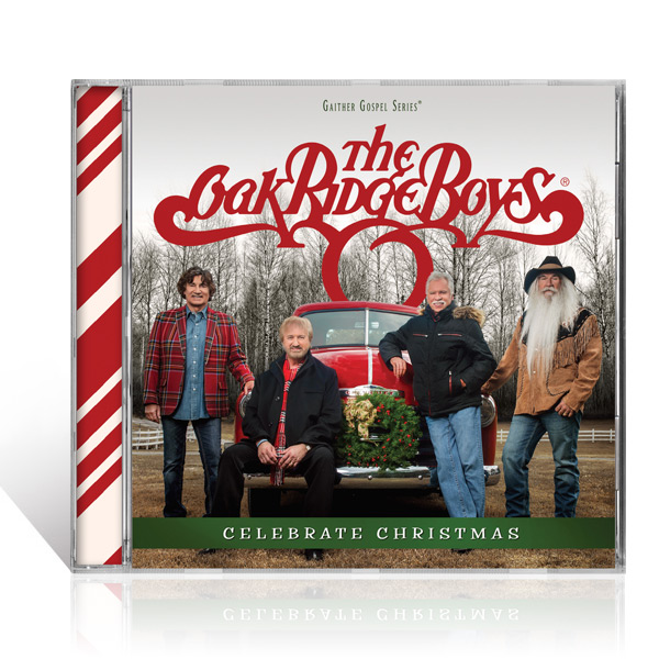 Oak Ridge Boys: Celebrate Christmas CD