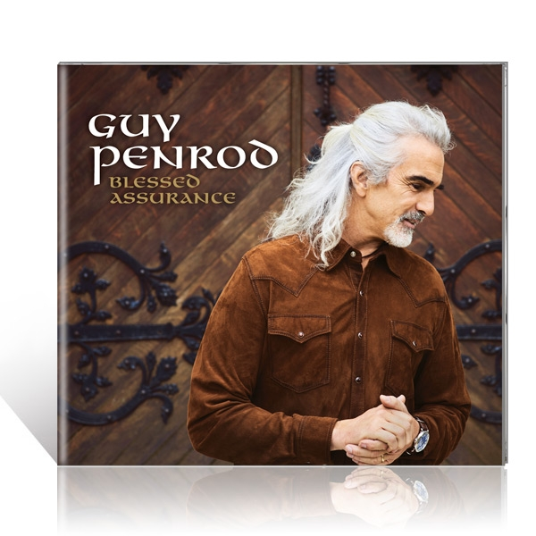 Guy Penrod: Blessed Assurance CD