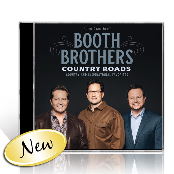Booth Brothers: Country Roads CD