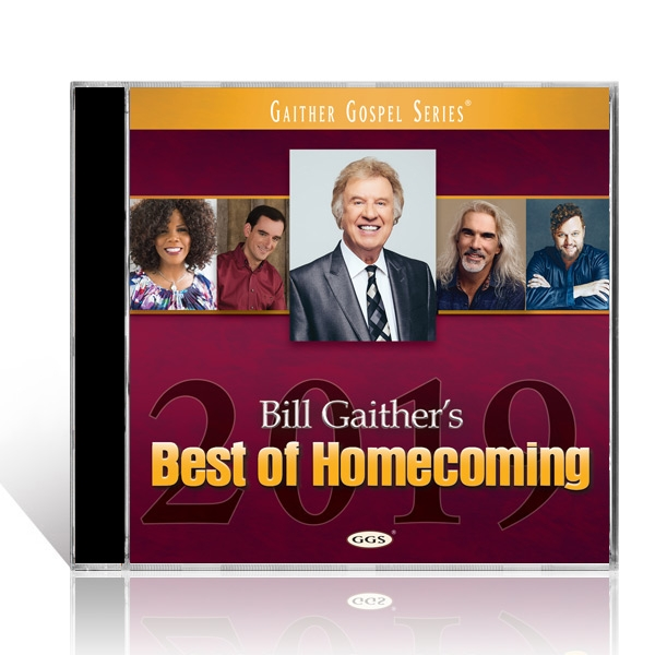 Best Of Homecoming 2019 CD