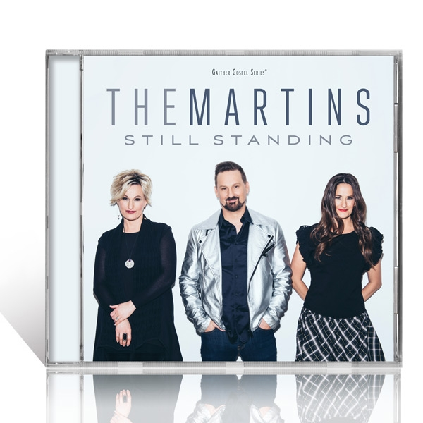 The Martins: Still Standing CD