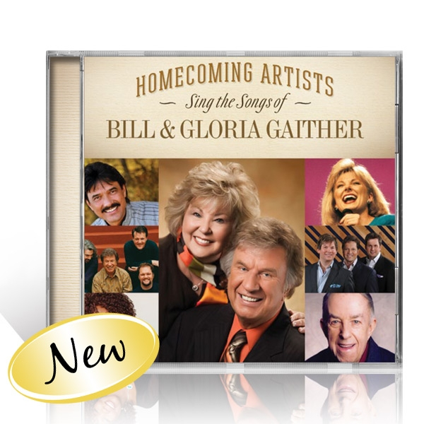 Homecoming Artists Sing The Songs Of Bill & Gloria Gaither CD