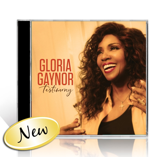 Gloria Gaynor: Testimony CD