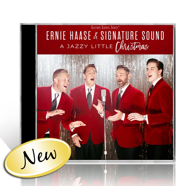 Ernie Haase And Signature Sound: A Jazzy Little Christmas CD