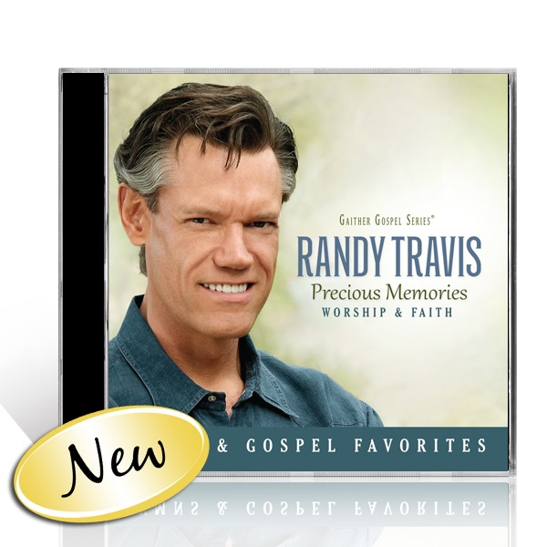 Randy Travis: Precious Memories CD