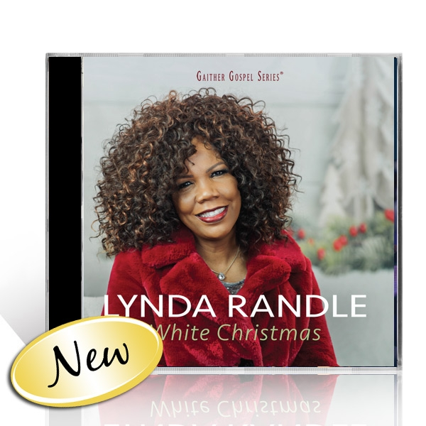 Lynda Randle: White Christmas CD