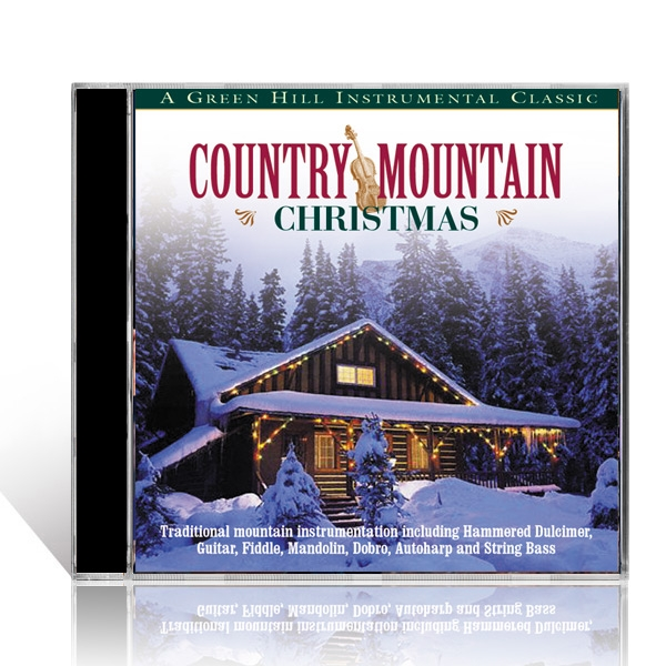 Country Mountain Christmas CD