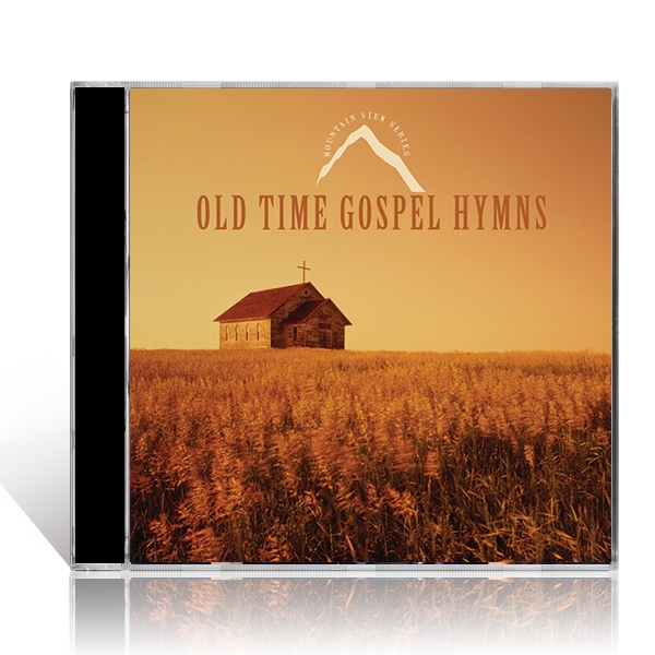 Old Time Gospel Hymns CD