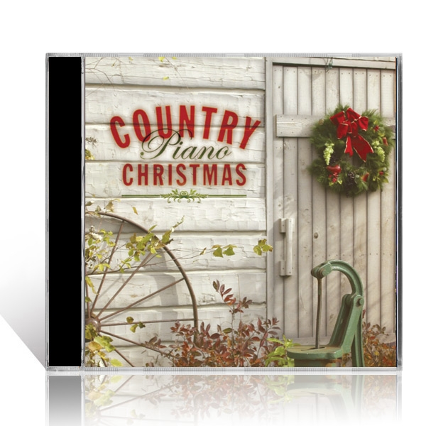 Country Piano Christmas CD
