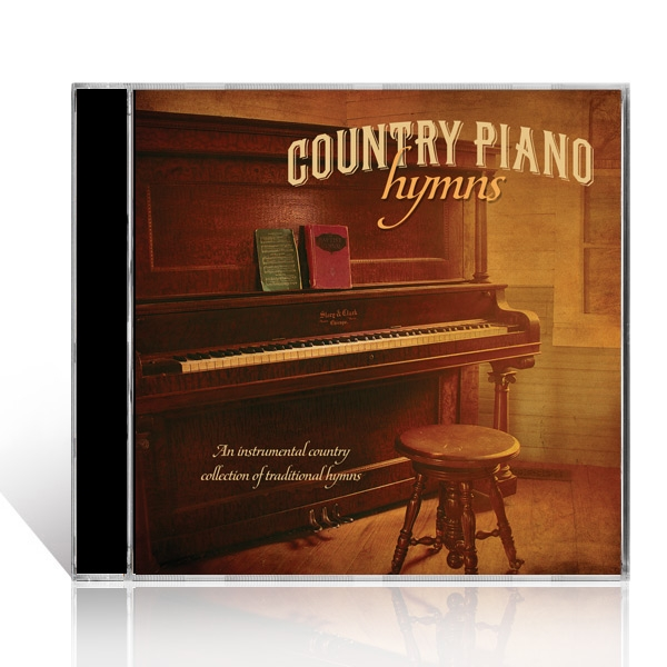 "Gary ""Bud"" Smith: Country Piano Hymns CD"