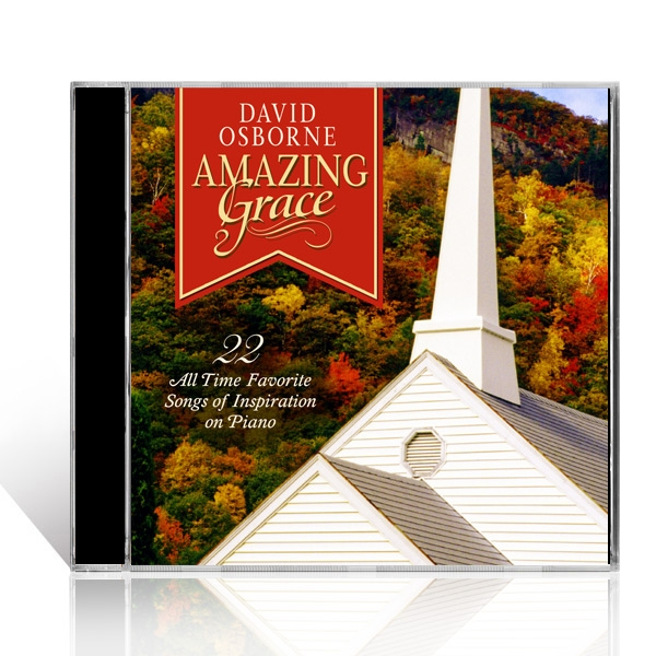 David Osborne: Amazing Grace: 22 Favorite All-Time Songs CD