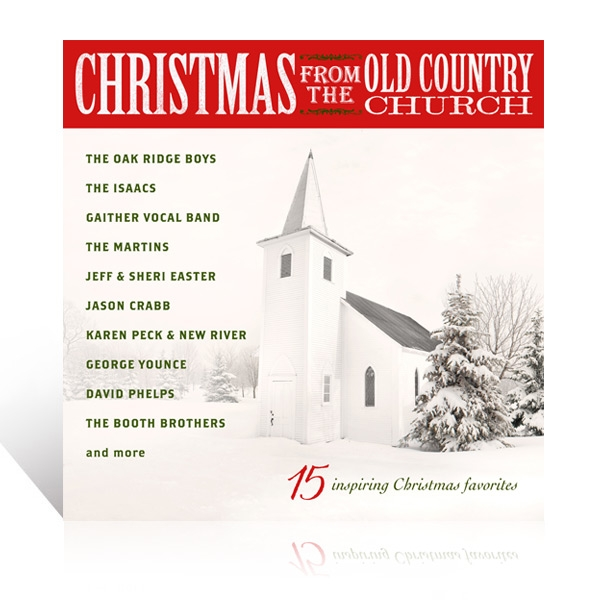 Christmas From The Old Country Church CD
