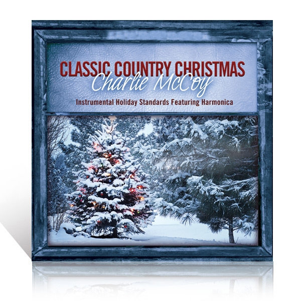 Charlie McCoy: Classic Country Christmas CD