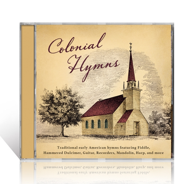 Craig Duncan: Colonial Hymns CD