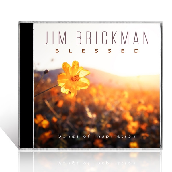 Jim Brickman: Blessed CD