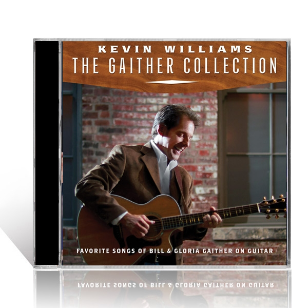 Kevin Williams: The Gaither Collection CD