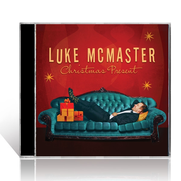 Luke McMaster: Christmas Present CD