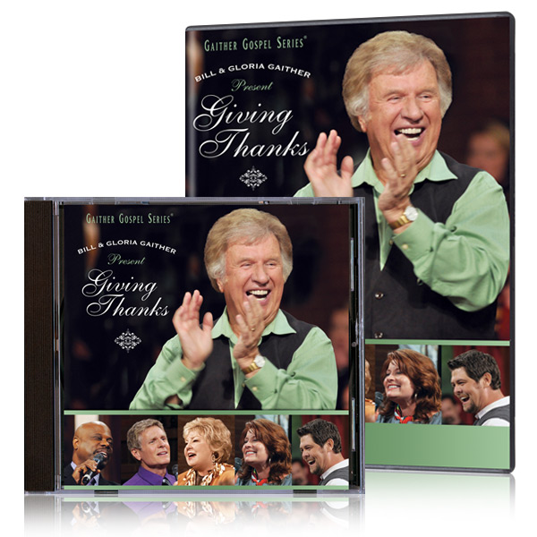 Giving Thanks DVD & CD