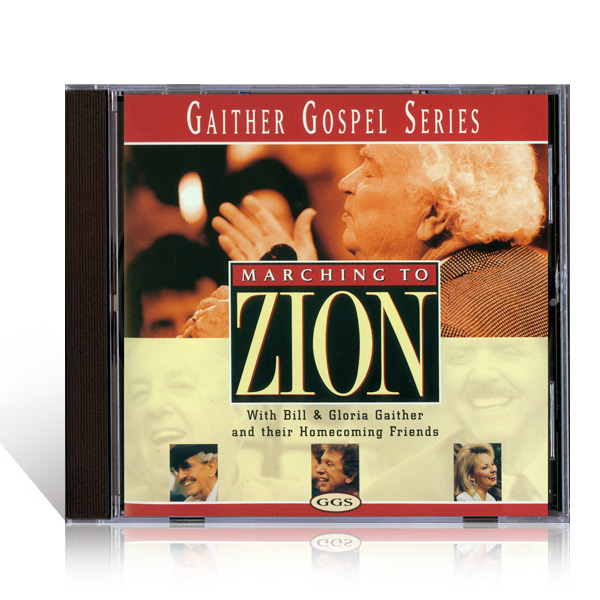 Marching To Zion CD