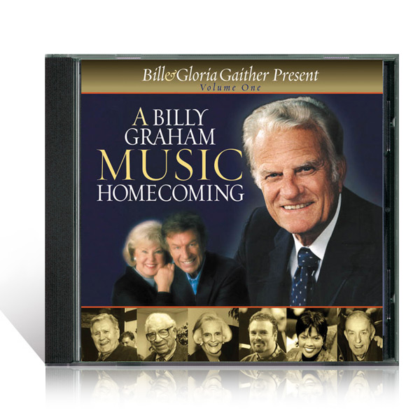 A Billy Graham Music Homecoming Vol. 1 CD