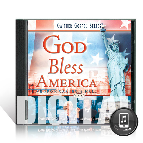 God Bless America - Digital