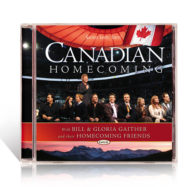 Canadian Homecoming CD