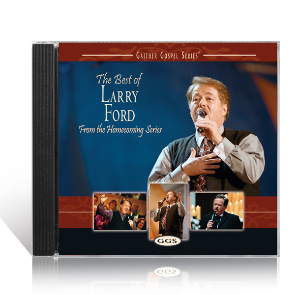 The Best of Larry Ford CD