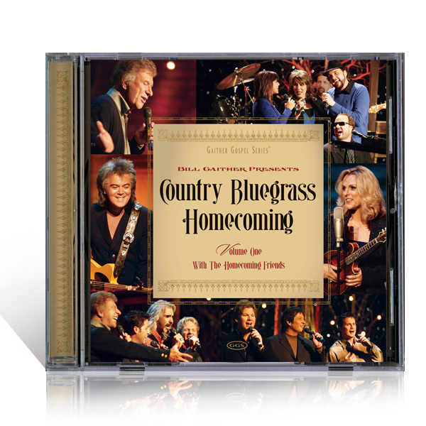Country Bluegrass Homecoming Vol 1 CD