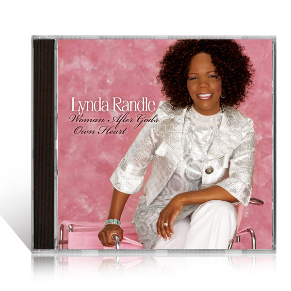 Lynda Randle: Woman After Gods Own Heart CD