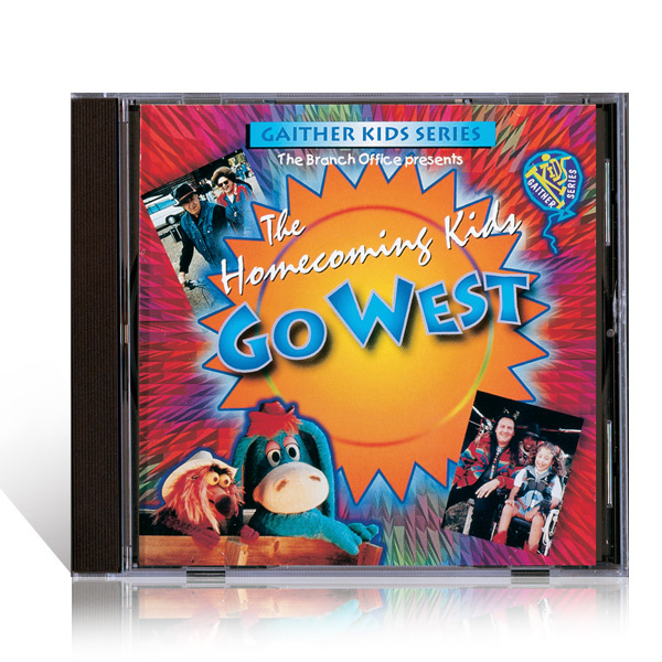 Homecoming Kids Go West CD