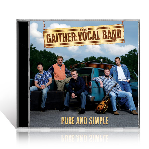 Gaither Vocal Band: Pure And Simple CD