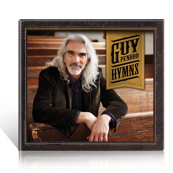 Guy Penrod: Hymns CD