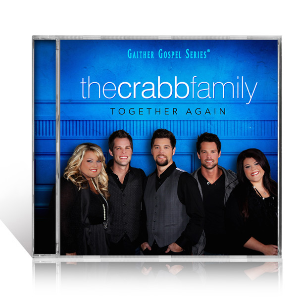 The Crabb Family: Together Again - CD