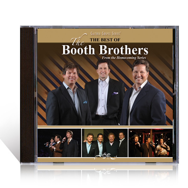 The Best Of The Booth Brothers CD
