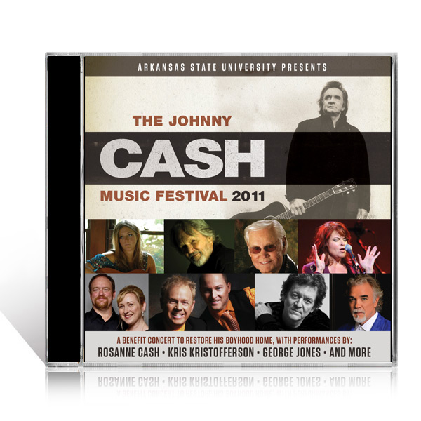 The Johnny Cash Music Festival 2011 CD