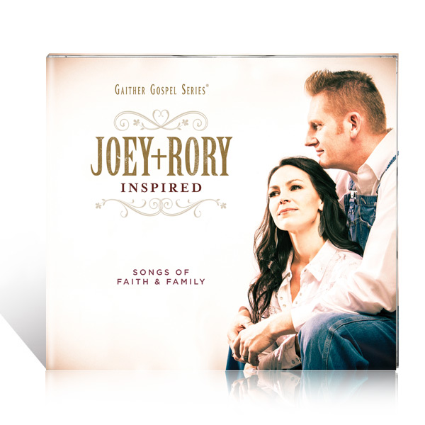 Joey+Rory: Inspired CD