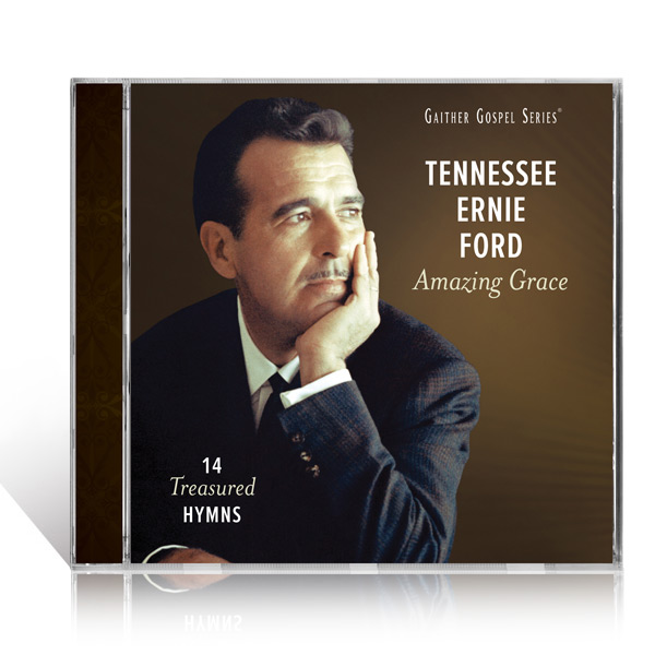 Tennessee Ernie Ford: Amazing Grace CD
