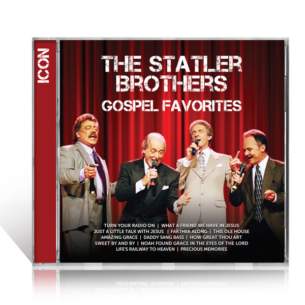 The Statler Brothers Gospel ICON CD