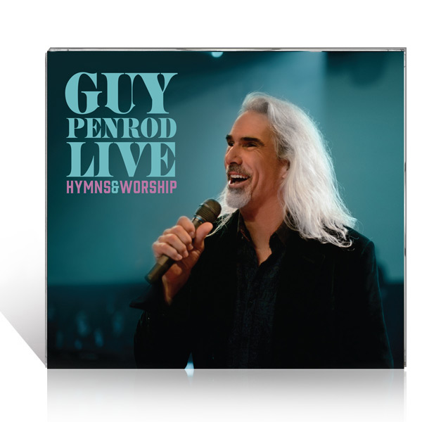 Guy Penrod: Hymns & Worship LIVE CD