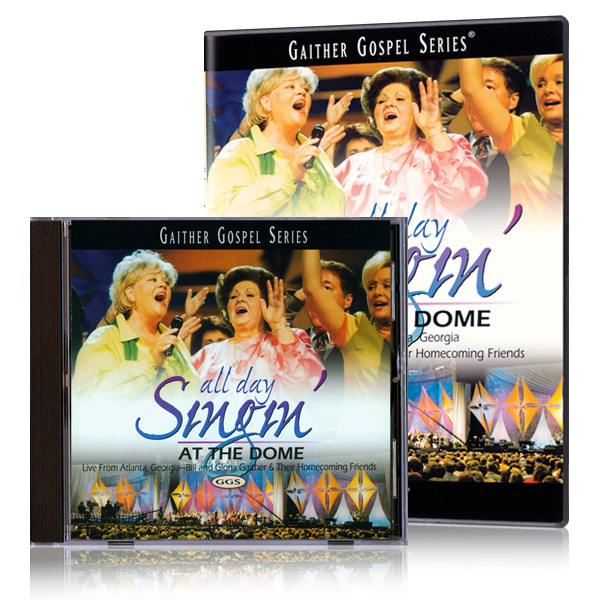 All Day Singin At The Dome DVD & CD