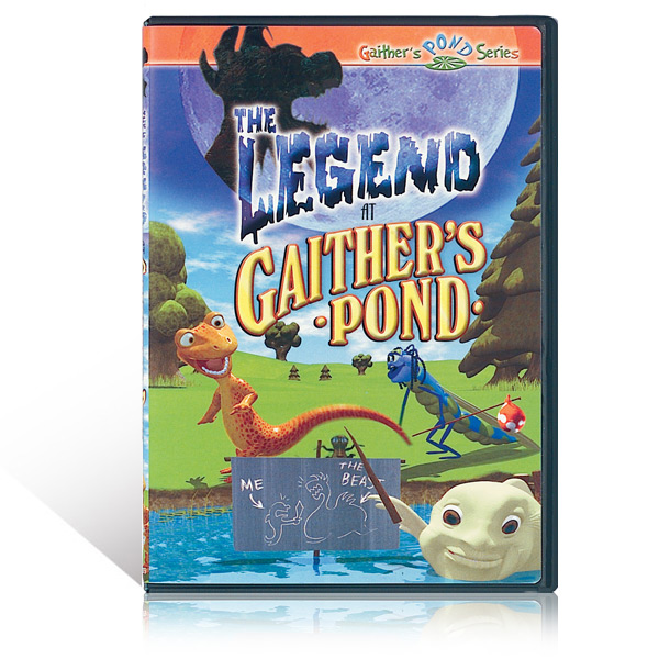 The Legend At Gaithers Pond DVD