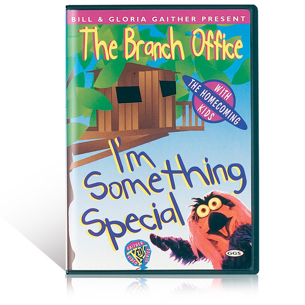 Im Something Special DVD