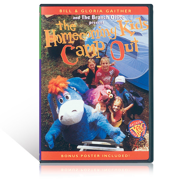 Homecoming Kids Camp Out DVD